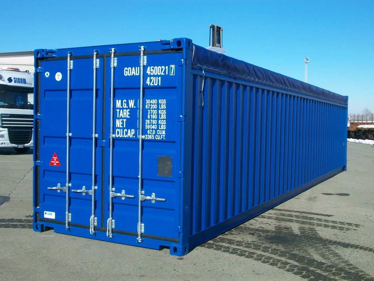 Containers Maritimes Achetercontainers
