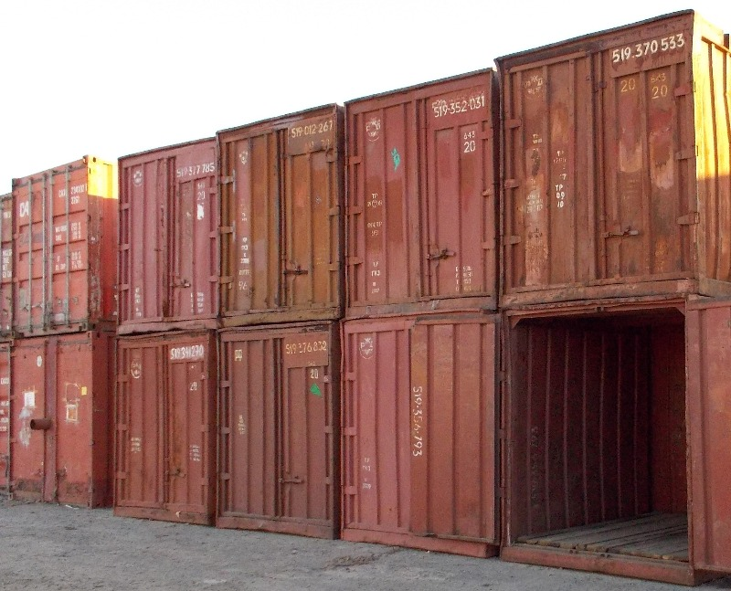 Achat conteneurs d occasion achetercontainers for Achat container